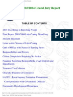2003-04 Lake County Grand Jury Final Report
