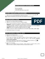 Manejo Del Programa Microsoft Office Word 2007