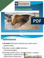 010 Hidrologia Analisis de Avenidas
