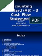 AS-3 CASH FLOW