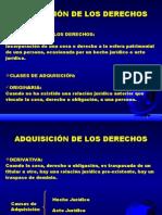 CLASES DE DERECHO ROMANO UNIDAD 2