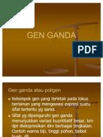 GEN GANDA