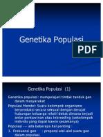 Genetika Populasi