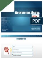 Apendicitis Cirugia 6to