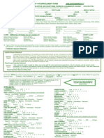 4-H Enrollment Form 11X17.Doc 2011