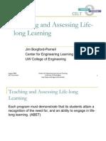 Assessing Lifelong Learning