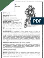 Halfling Ladino 1º Nível - Ruppert-1