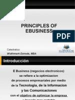 Principios de eBusiness
