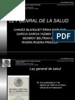 Ley Gral De Salud Expo