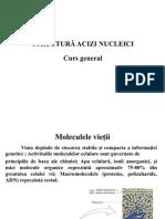 Structura Acizi Nucleici - Curs General