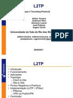 Apresentacao L2TP