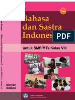 Kelas08 Bahasa Dan Sastra Indonesia 2 Maryati Sutopo