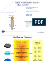 Industrial Gasification Types and Peripherals