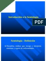 Introduccion a La Semiologia Anamnesis