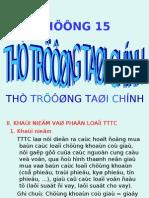Chuong 15 Thi Truong Tai Chinh