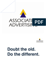 Associated Advertising Presentation