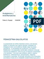 Analgésicos y Antiinflamatorios NEFRO