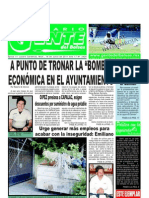 EDICIÓN 16 DE JUNIO DE 2011