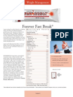 Forever Fast Break® Energy Bar