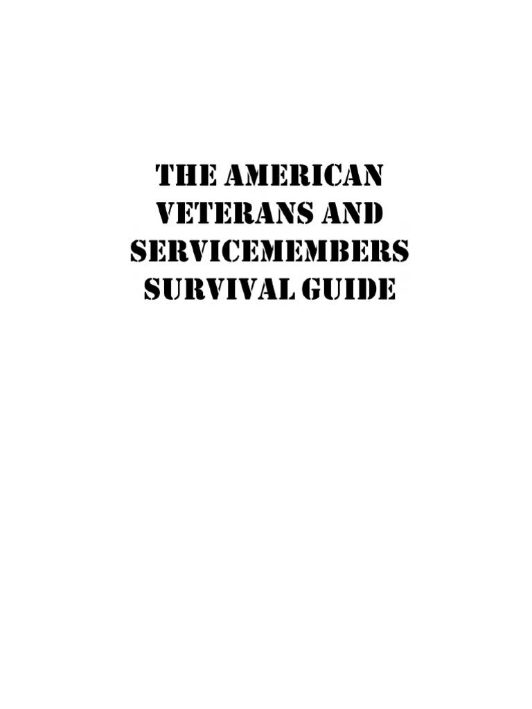 Nvls survival guide veterans health administration military nvls survival guide veterans health administration military discharge fandeluxe Gallery