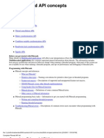 PThread API Reference