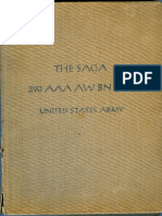WWII 390th Anti-Aircraft Artillery