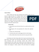 Analisis Lifebuoy Menggunakan Prom Mix