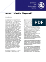 What is Playwork - Fraser Brown