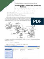 Tutoriel  Comment partager une imprimante dans un réseau sous Windows xp