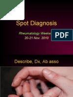 Spot Diagnosis