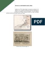 HISTORIA DE LA CARTOGRAFÍA EN EL PERÚ