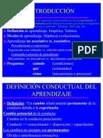 Tema 2 Definicion de Aprendizaje