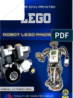 Robot LEGO Mindstroms