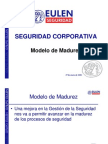 Modelo de Madurez de Seguridad Corporativa