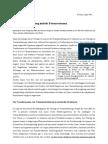 Wasser-Vitalisierung Mittels Formresonanz (Robert Gansler)