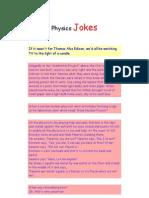 Physics Jokes 2