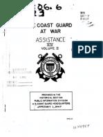 Coast Guard Anti-Submarine History