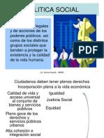 Politica Social 1-2011