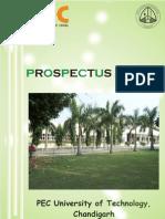 PEC Prospectus 2010-11