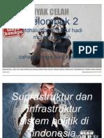 Suprastruktur Dan Infrastruktur Sistem Politik Di Indonesia