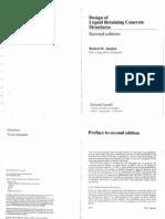 Design of Liquid Retaining Concrete Structures - R.D.anchor