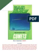 Isaac Asimov Comets