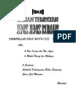Folio Kajian Tempatan