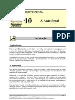 PEN 10 - A Ação Penal