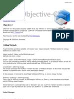 Swift Programming Objective C Swift Programming Language