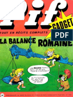 Pif Gadget - 0187 - Sept 1972
