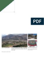 MAPA DE PELIGROS CARAZ - ANCASH - PERÚ