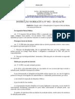 Normas de IPM -