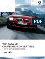 m6 Coupe Convertible Catalogue
