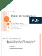 9. Crisis Hipertensivas